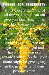 prayer for generosity (2)